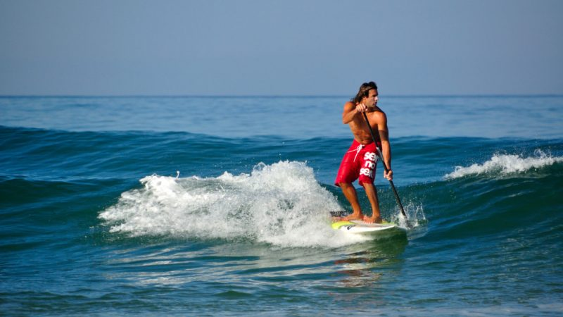 All you need to know about Standup Paddleboarding