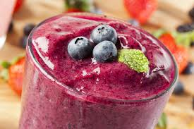 smoothie after workout
