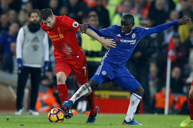 liverpool-james-milner-in-action-with-chelsea-ngolo-kante